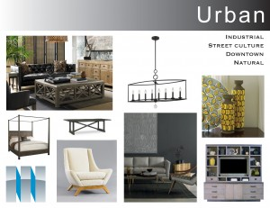 Style Boards-urban