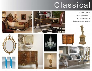 Style Boards-classical