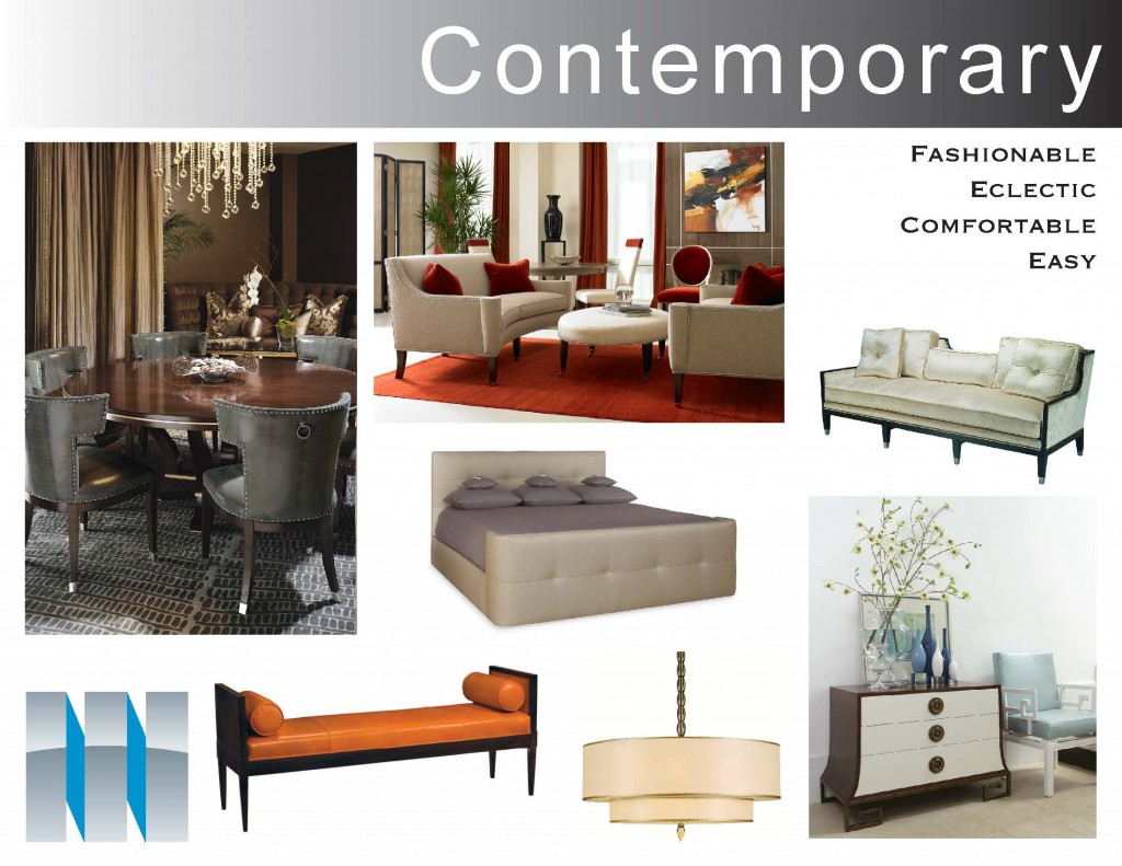 Style Boards-contemporary