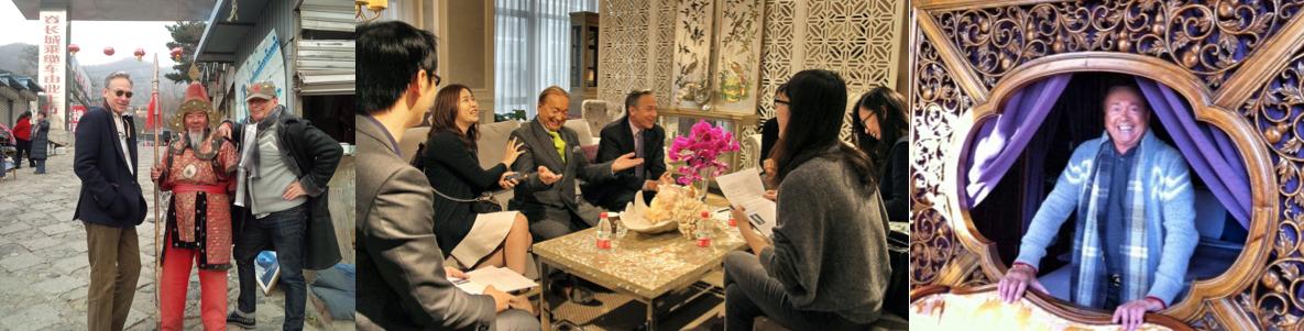 Meridien & Chaddock in China