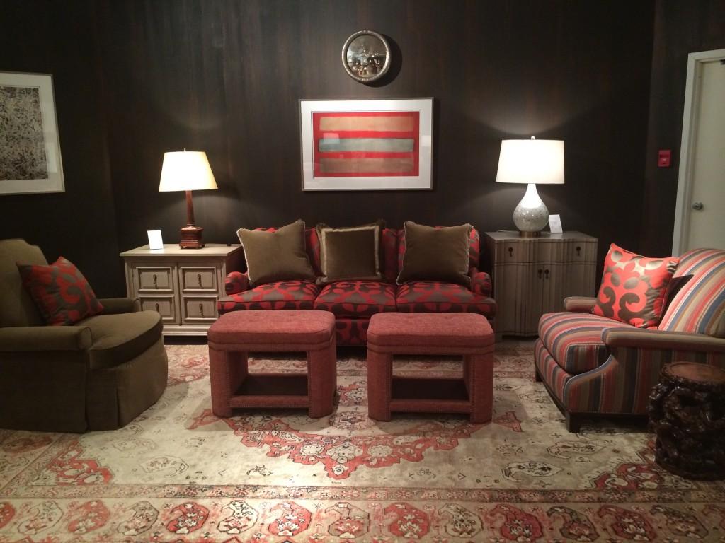 Mr & Mrs Howard for Sherrill Furniture