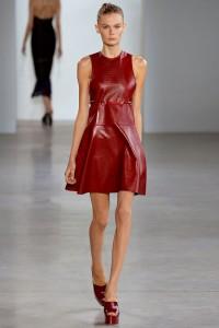 Calvin Klein Photo: Style.com